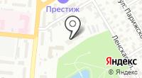 Квадро на карте