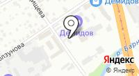 TNT на карте