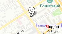 Секрет-Сервис на карте