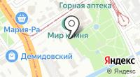 Парк Центрального района на карте