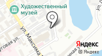 Алтай Герметик на карте