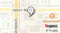 Клинол на карте