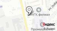 Алтай-Лада Бийск на карте