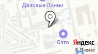 Салют-Б на карте