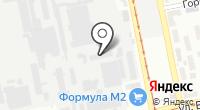 Манжеты на карте
