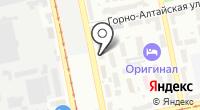 Бийский бизнес-инкубатор на карте