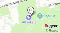 Altaykart на карте