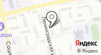 Ритейл Сервис на карте