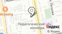 Магазин отечественных автозапчастей на карте