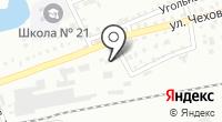 НовоТранс на карте