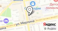 Настёнка на карте