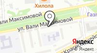 Юридическая служба на карте