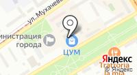 Незнайка на карте