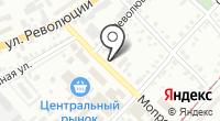 Электронно-кассовый сервис на карте