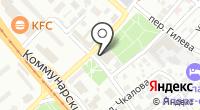 Бийский городской драматический театр на карте