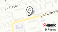 Магазин игрушек и кожгалантереи на карте