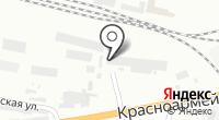 Кузбасская лизинговая компания на карте