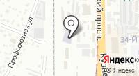Центр профессиональный подготовки на карте