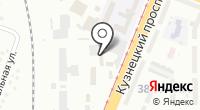 Магазин автоэмалей и оборудования для автосервиса на карте