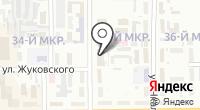 Вега-ТЗ на карте