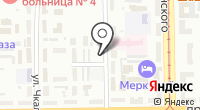 Агентство недвижимости на Черняховского на карте