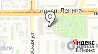 Кузбасский центр сварки и контроля на карте