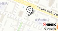Славутич на карте