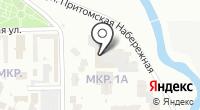 Учебно-консультационный центр Главкузбасстроя на карте