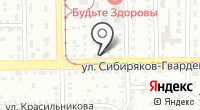 Техномикс на карте