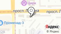 ДелКом на карте