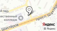 Коллегия адвокатов №330 Кемеровской области на карте