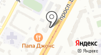 Рикон-Панацея на карте
