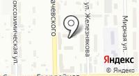Берёзовский домостроительный комбинат на карте