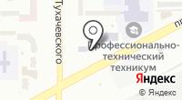 Кузбасский региональный институт развития профессионального образования на карте