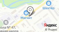 Зубайдов О.М. на карте