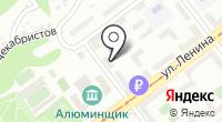 Усачев и К на карте