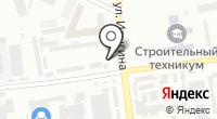 Электросила на карте