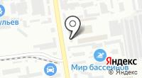 Магазин фейервеков на карте