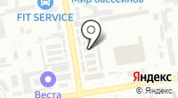 Крошка на карте