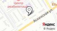 АЯС на карте