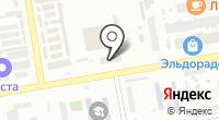 Абаканкоммунпроект на карте