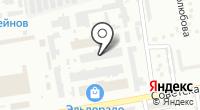 Барсъ на карте