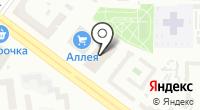 Тесинский МПК на карте