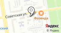 SHAPE на карте
