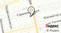Автомобили на карте
