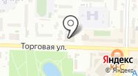 Примавера на карте