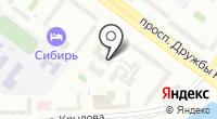 Stamp-Абакан на карте