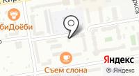 Центр занятости населения г. Абакана на карте