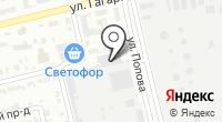 Серебро Саян на карте