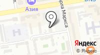 СКАТ на карте